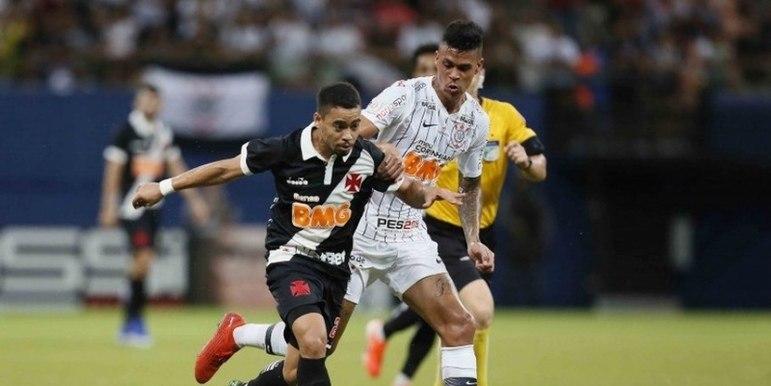 Vasco 1×1 Corinthians – Arena da Amazônia – Brasileiro de 2019