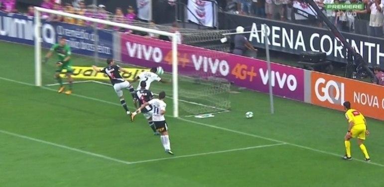 Vasco 1×1 Corinthians – São Januário – Brasileiro de 2015