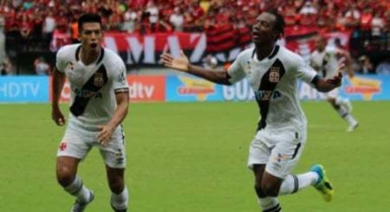 Vasco 2 x 0 Flamengo 24/04/2016