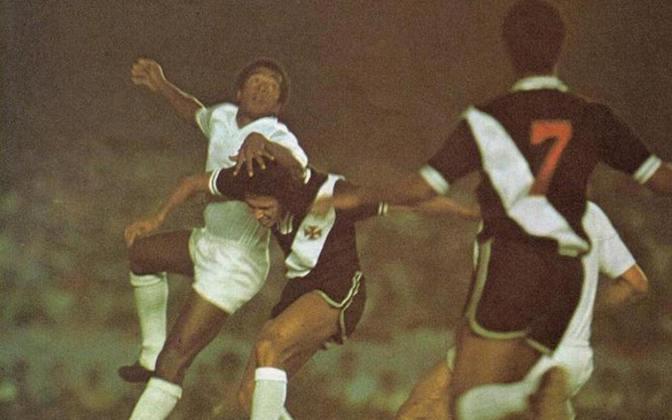 Vasco 2 x 1 Cruzeiro - 1/8/1974 - Em primeiro de agosto de 1974, o Vasco venceu um igualmente poderoso Cruzeiro e se tornou o primeiro clube carioca campeão brasileiro.