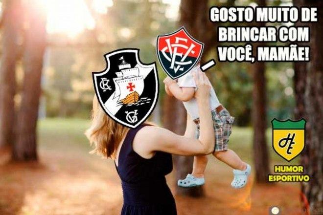 Vasco 2 x 3 Vitória