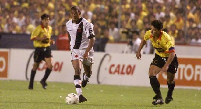 Vasco e Barcelona, final da Libertadores. Apenas 12 pontos na audiência. Fracasso