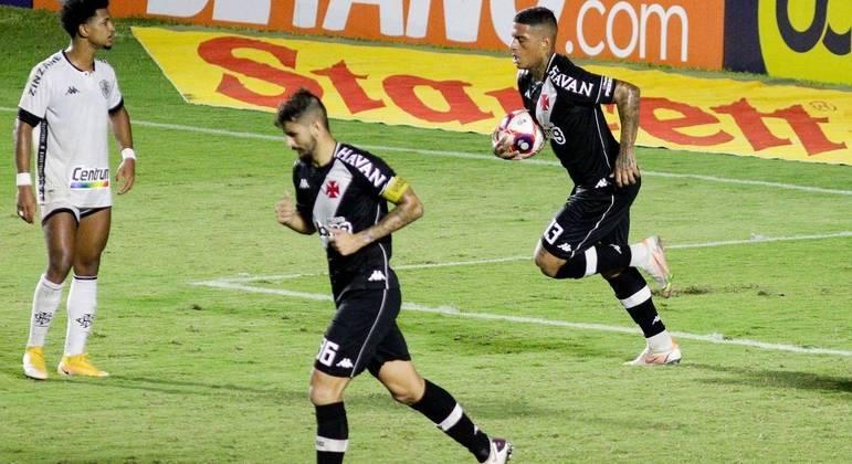 Primeiro ponto do Vasco no Carioca não tira a equipe da parte debaixo da tabela