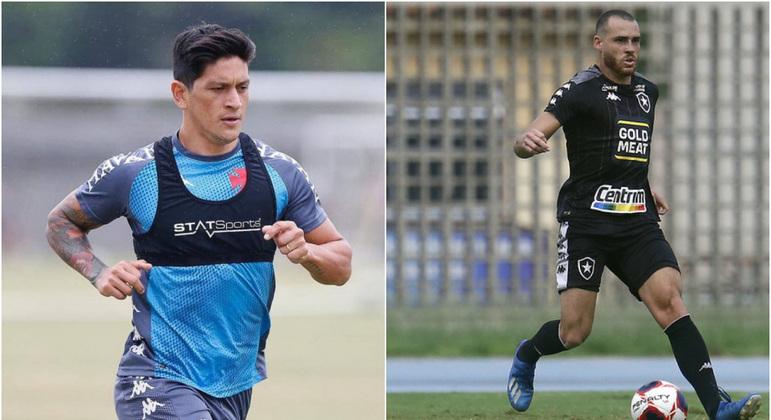 Vasco e Botafogo estreiam nesta quarta-feira no Cariocão 2021