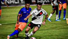Em jogo marcado por erros, Vasco e Nova Iguaçu empatam no Carioca