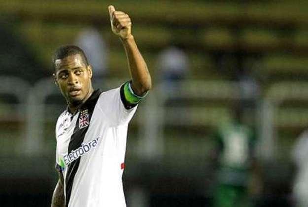 Vasco: Dedé (Zagueiro) - Última convocação jogando pelo Vasco: Março de 2013