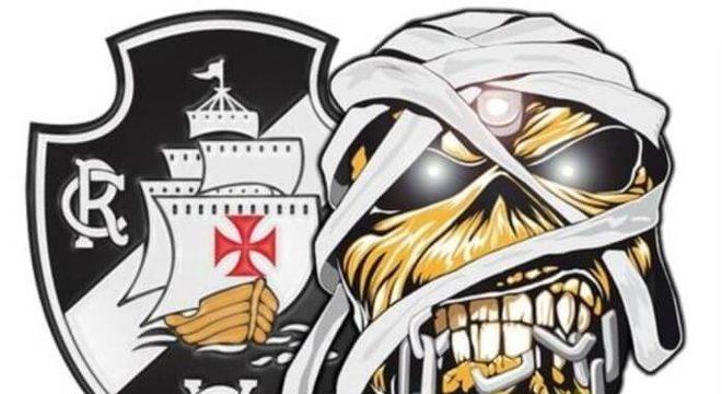 Guitarrista do Iron Maiden cita torcida do Vasco da Gama ao falar de paixão por música e futebol