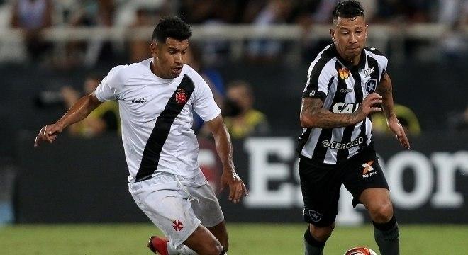 Vasco e Botafogo farão neste domingo (1) a primeira final do Carioca 2018