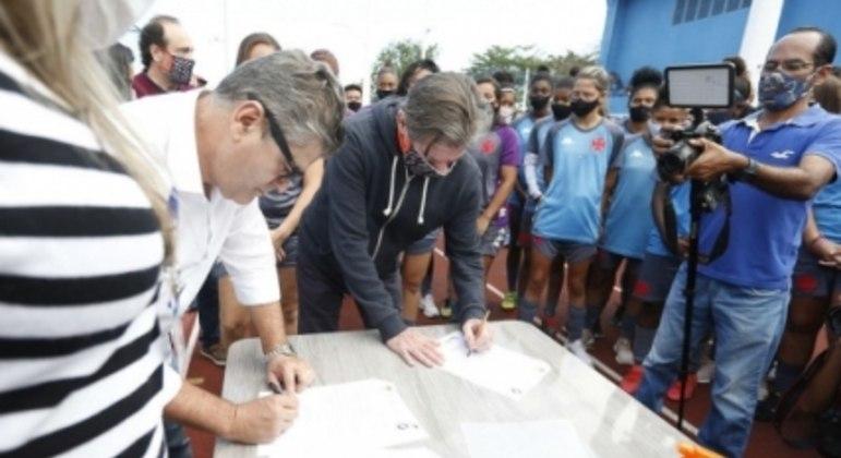 Vasco - Futebol Feminino