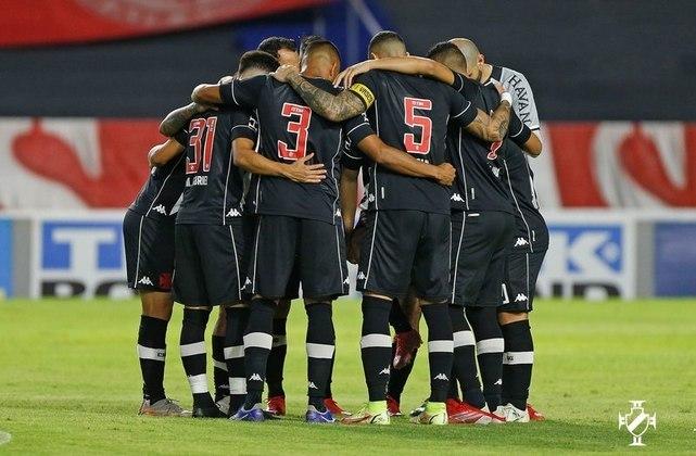 Vasco: ganhou 6,46 milhões de reais por chegar até as oitavas de final da Copa do Brasil