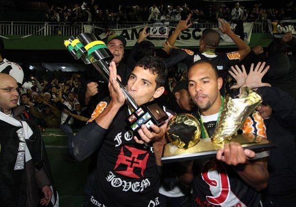 Vasco - Jejum de 10 anos - Último título: Copa do Brasil 2011