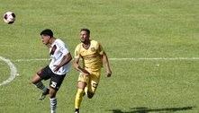 Vasco abre 2 gols, mas permite reação do Madureira e só empata