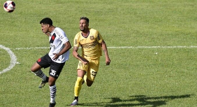 Vasco e Madureira jogaram pela 6ª rodada do Cariocão 2021