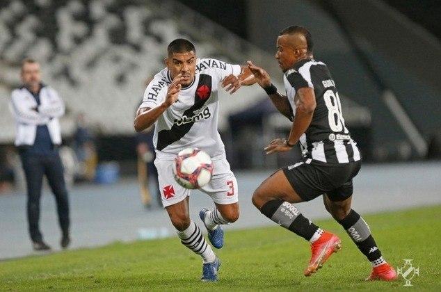 Vasco x Botafogo (07/11 - às 16h, em São Januário) - No Nilton Santos, o Glorioso derrotou o Cruz-Maltino por 2 a 0 no primeiro clássico estadual de ambas as equipes na segundona.