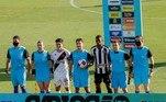 Vasco x Botafogo, Cariocão 2021,