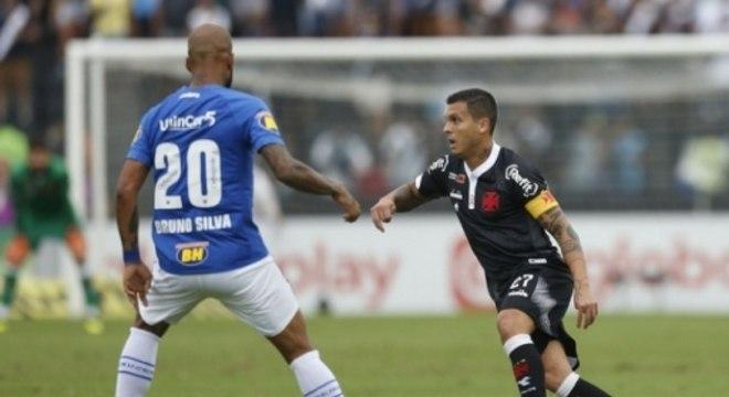 Vasco x Cruzeiro