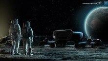Veículo elétrico autônomo será enviado para explorar a Lua