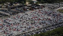 Falta de peças e covid reduzem em 17% emplacamentos de veículos