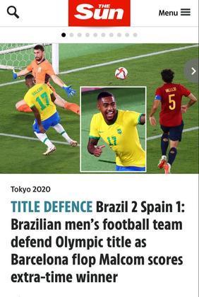 Veja as fotos dos principais jornais esportivos do mundo!