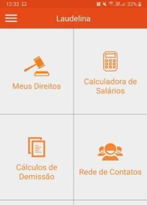 Pelo aplicativo Laudelina, você encontra tudo o que precisa para se informar sobre seus direitos