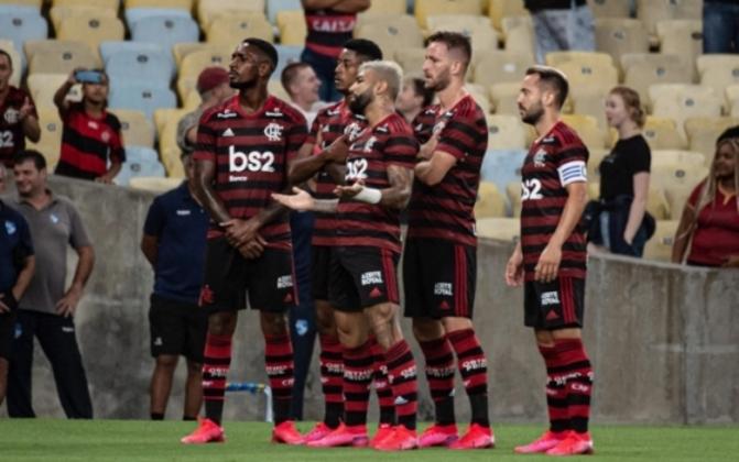 Veja imagens de Fluminense 2 x 3 Flamengo
