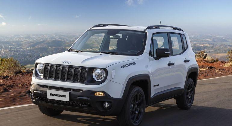 De janeiro a julho, a Jeep emplacou 47.464 unidades do SUV.