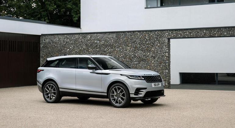 A Land Rover acaba de divulgar a linha 2021 do Range Rover Velar. O destaque fica por conta da nova motorização P340