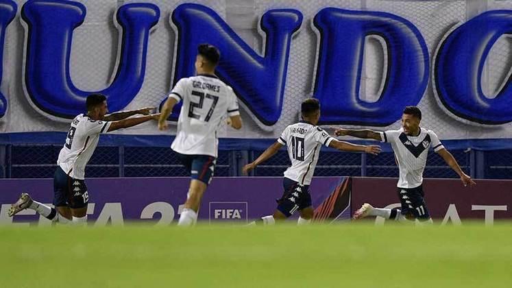 Vélez Sarsfield (Argentina) - Valor do elenco: 64,43 milhões de euros (R$399,35 milhões) - Número de jogadores: 26
