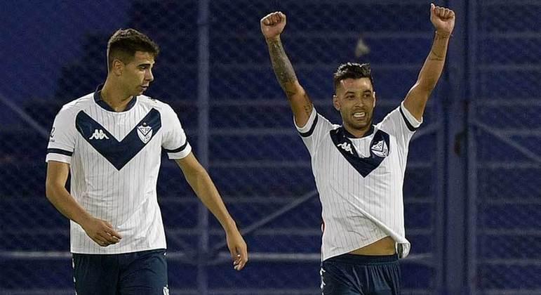 Vélez Sarsfield – pote 2 – segundo lugar no grupo G