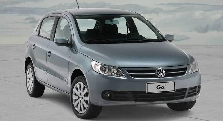 Volkswagen Gol teve 81.778 vendidas