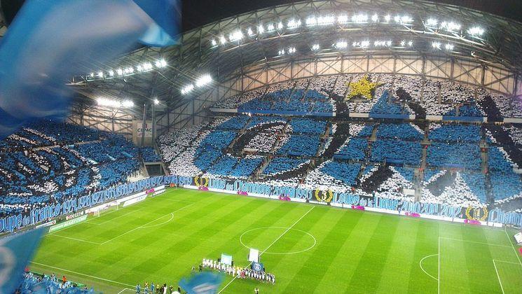 14 - Vélodrome - Olympique de Marselha (França)