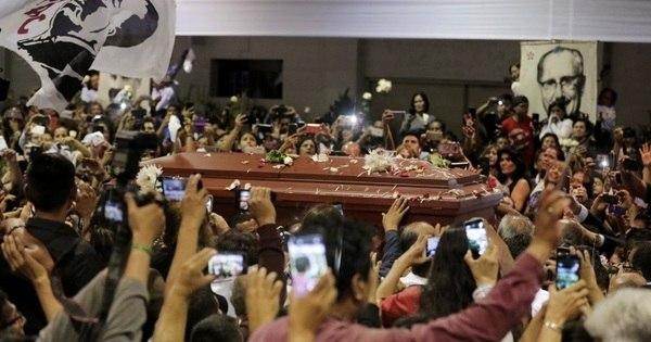 Corpo de ex-presidente peruano Alan García é velado