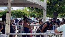 Corpo de menino Gael é velado na cidade de Prata, na Paraíba