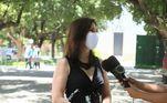 Beth atendeu a imprensa e deu entrevistas para falar sobre a partida de NicetteBeth Goulart fala sobre morte de Nicette Bruno: 'Obrigada, mãe!'
