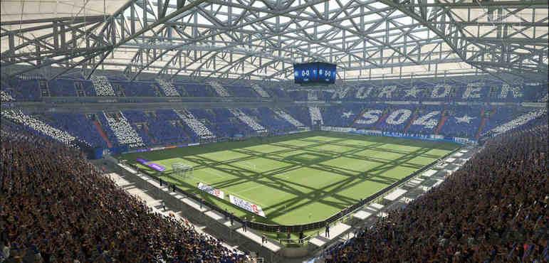 Veltins Arena - Alemanha