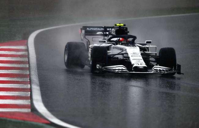 Vencedor do GP da Itália busca uma nova surpresa no domingo.