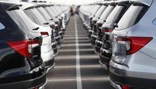 Venda de carros no país amarga o maior tombo em cinco anos