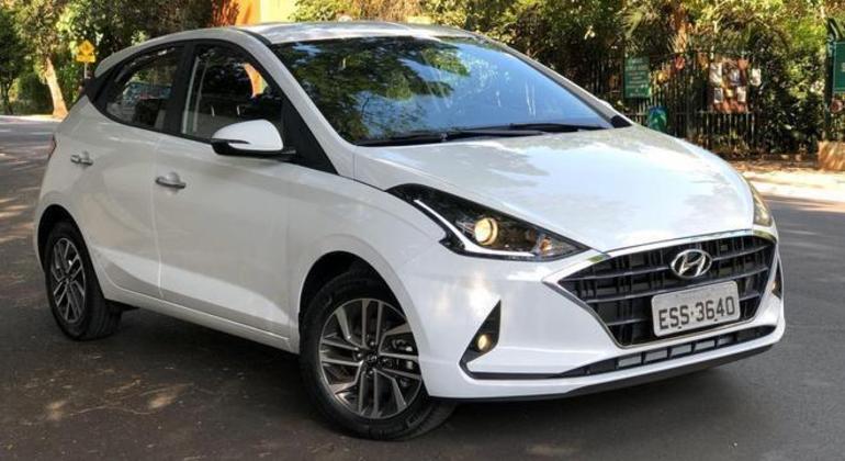 Hyundai HB20 foi o carro mais vendido em setembro