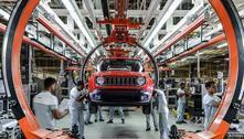 Vendas de carros novos caem 5,4% no primeiro trimestre
