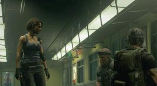 Vendas de Resident Evil 3 Remake ficam bem abaixo do anterior