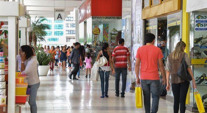 As vendas no varejo de São Paulo tiveram alta em dezembro