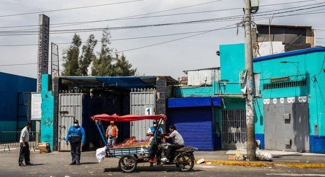 Peru é uma economia bastante informal