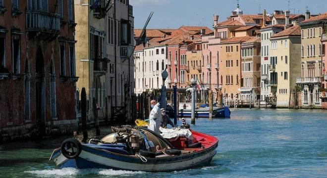 Turismo é uma das principais fontes de recursos da economia italiana
