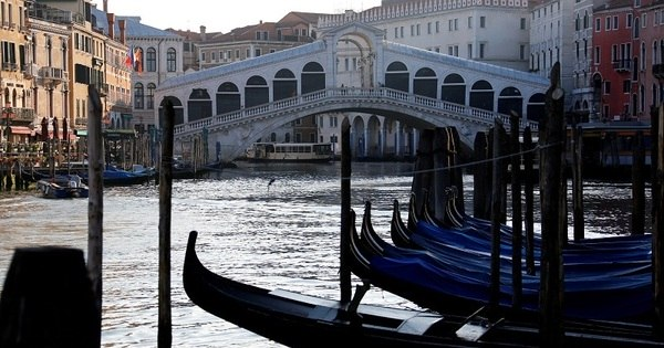 Principais destinos turísticos da Itália devem perder 7,6 bi de euros