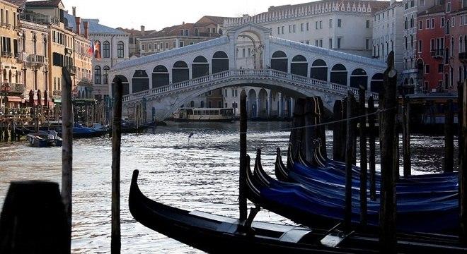 Veneza é um dos destinos mais procurados em todo o mundo