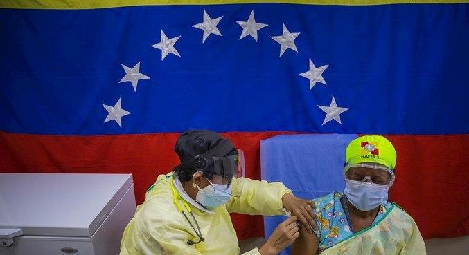 Dados oficiais apontam que o país já recebeu 3,23 milhões de doses de vacina