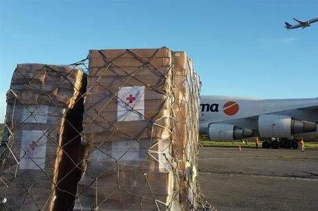 Doação oferece apoio aos centros de saúde da Venezuela