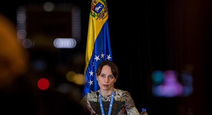Relatora diz que sanções exacerbaram problemas da Venezuela