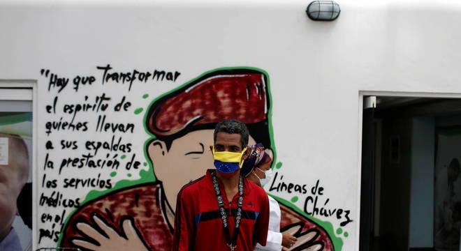 Venezuela tem menos de mil casos de coronavírus reportados