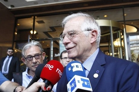 'UE é contra intervenção militar', afirmou ministro